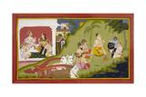 Visvamitra Tells a Story Giclee Print