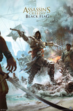 Assassin's Creed IV Black Flag Video Game Poster Posters
