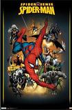 Spider-Man - Adversaries Comics Poster Posters