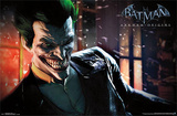 Batman Arkham Origins - The Joker Video Game Poster Poster