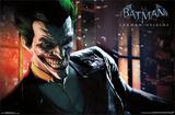 Batman Arkham Origins - The Joker Video Game Poster Poster