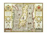 The Isle Of Man Giclee Print
