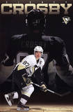 Sidney Crosby Pittsburgh Penguins NHL Sports Poster Prints