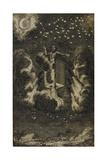 Cyrano De Bergerac in a Flying Machine Giclee Print