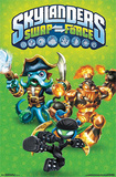 Skylanders Swap Force - Starter Video Game Poster Print