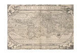 Typus Orbis Terrarum Giclee Print