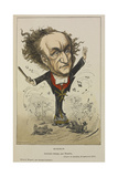Richard Wagner Giclee Print by  Faustin