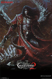 Castlevania LOS 2 - Dracula Video Game Poster Photo