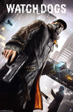 Watch Dogs - Aiden Video Game Poster Posters