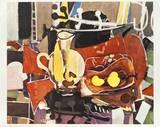 Natura morta Poster di Georges Braque