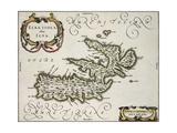 The Isle Of Elba Giclee Print