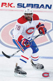 Montreal Canadiens PK Subban NHL Sports Poster Photo