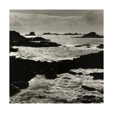 Hell Bay and Bishops Rock Lighthouse, Bryher Scilly Isles Giclee Print by Fay Godwin