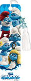 Smurfs 2 - Group Beaded Bookmark Bookmark