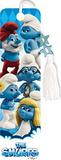 Smurfs 2 - Group Beaded Bookmark Bookmark