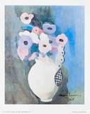 Bouquet Prints by Marie Laurencin