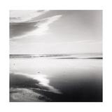 Clouds West Sands, St Andrews, East Neuk Of Fife Giclee Print