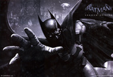 Batman Arkham Origins Video Game Poster Posters