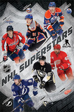 NHL Superstars Sports Poster Posters
