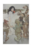 Snow White Giclee Print by Jessie Willcox-Smith