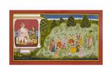 The Daughters Of Kushanaba Giclee Print