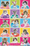Kittens & Cupcakes Keith Kimberlin Animals Poster Photo