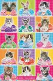 Kittens & Cupcakes Keith Kimberlin Animals Poster Photo
