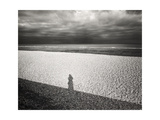 Shadow. Pett Level 1988 Giclee Print by Fay Godwin