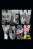 New York - capital Poster