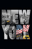 New York - capital Póster