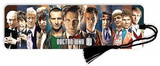 Doctor Who The Doctors Tasseled Bookmark Bookmark