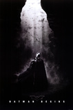 Batman Begins Christian Bale in Cave Movie Poster Posters