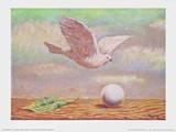 Le Retour Prints by Rene Magritte