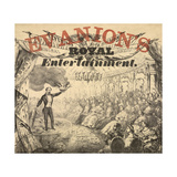 Evanion's Royal Entertainment Giclee Print
