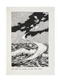 Lucian's Wonderland Giclee Print by A. Garnett