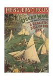 Hengler's Circus Giclee Print