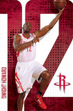 Dwight Howard Houston Rockets NBA Sports Poster Posters