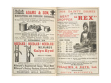 Beeton's Book Household Management Giclee Print