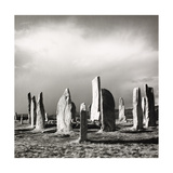 Callanish After Hailstorm, Lewis 1980 Giclee Print by Fay Godwin