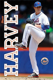 New York Mets Matt Harvey MLB Sports Poster Posters