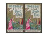 Webbs Select Seed List Giclee Print