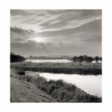 Camber Castle and Water 1980 From the Romney Marsh Series Giclee Print by Fay Godwin