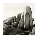 White Rocks, Penninis Scilly Isles Giclee Print by Fay Godwin