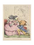 Aesop Fables Impression giclée par C.H. Bennett