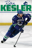 Vancouver Canucks- Ryan Kesler NHL Sports Poster Prints