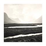 Glencoe From Lochan Na Fola 1981 ACGB Seies Giclee Print by Fay Godwin