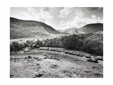 Buttermore, Cumbria 1996 Giclee Print by Fay Godwin