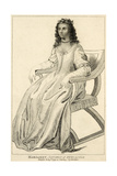 Margaret Cavendish, Duchess Of Newcastle. Giclee Print by Margaret Cavendish
