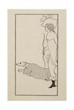 Atalanta Giclee Print by Aubrey Beardsley