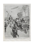 The Pall Mall Magazine Giclee Print by Herbert Wells